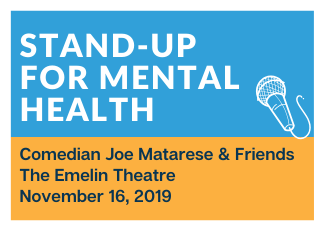 Stand-Up For Mental Health